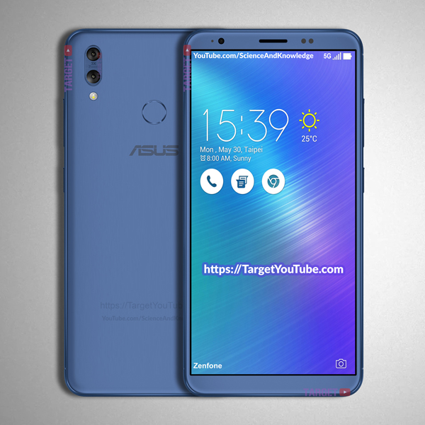 Asus zenfone 5 2018 leaked design specs price and release date ccuart Gallery
