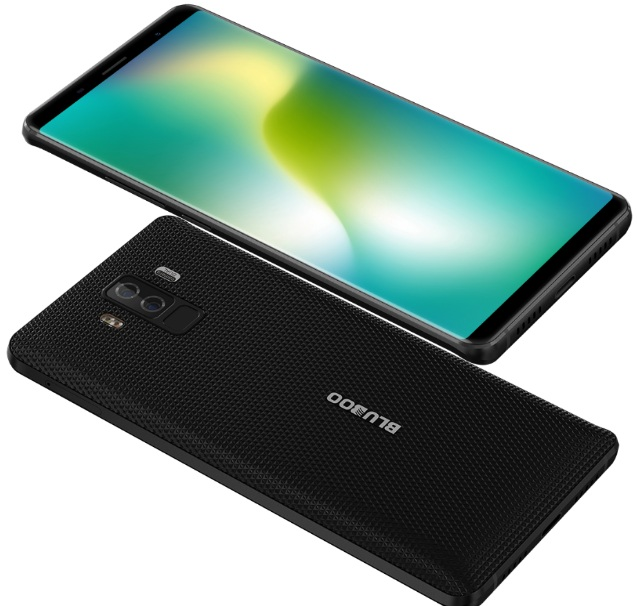 Bluboo S3 - Use as a PowerBank and Charge up to Six Smartphones!!!