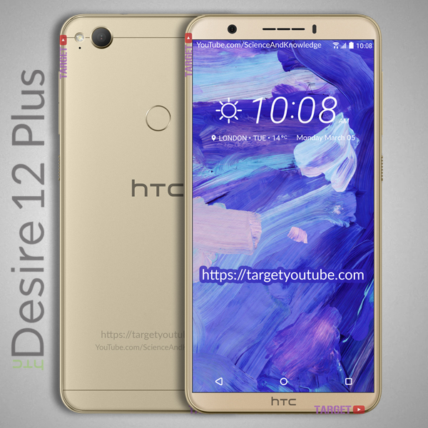 HTC Desire 12 Plus, Photos, Video, Price, Release Date and Specifications!!!