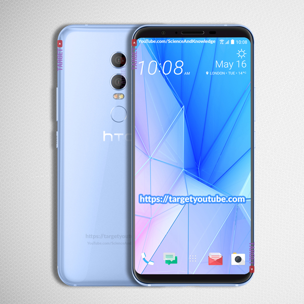 HTC U12 Plus Leaked Design, Specifications, Price and Release Date!!!