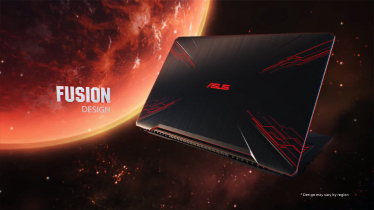 Introducing ASUS TUF Gaming FX504 - 2018 Ultimate Gaming Machine