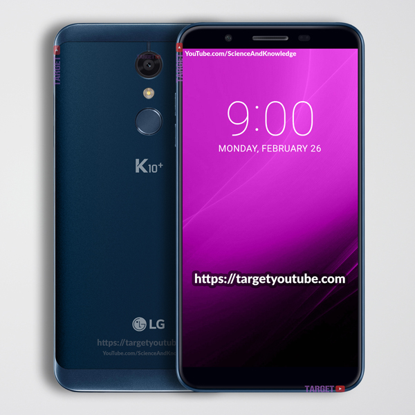 Lg K10 Plus 2018 Leaked Design And Phone Specifications Ty