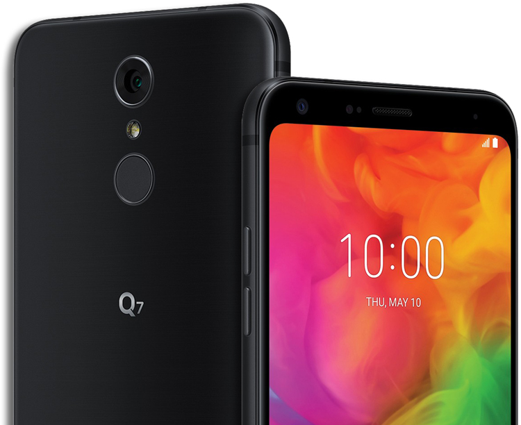 LG Q7 2018 Official First Look, Review & Specifications