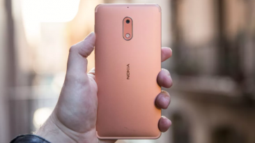Nokia 6 in the new color will be available soon