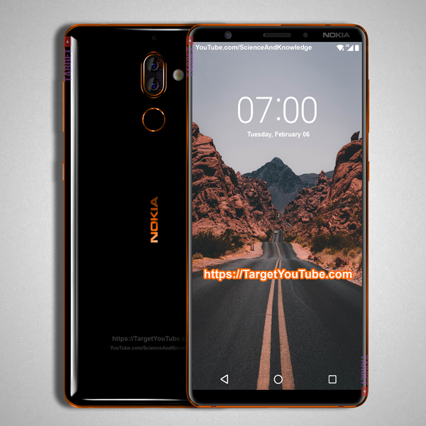 Nokia 7 Plus 2018 Leaked Design, Specifications Price and Release Date