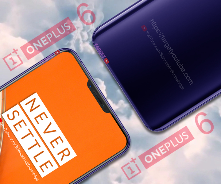 OnePlus 6 (2018) First Look, Price, Release Date, Specs, Photos and Video!!!