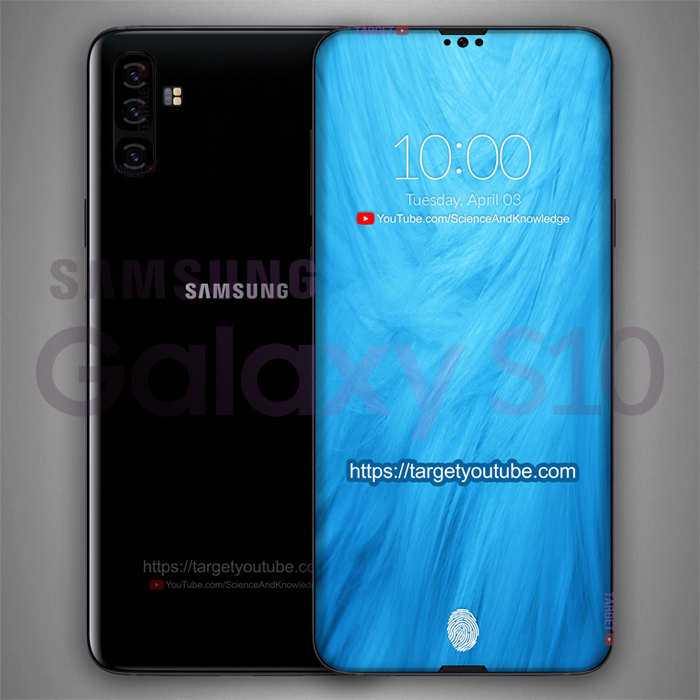 Samsung Galaxy S10 Plus, First Look, Specs, Features ...