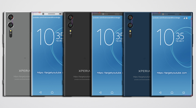 Sony Xperia XZ2 (2018) Ultra Slim Design With Phone Specifications