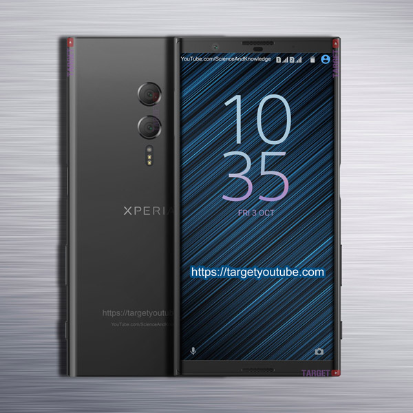 Sony Xperia XZ2 Premium 2018 Leaked Design and Specifications!!!