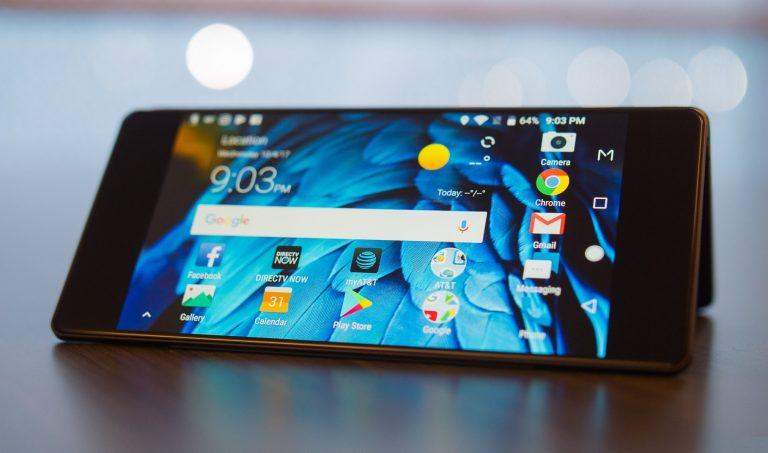 ZTE Axon M Official, Dual Foldable Screen UNLIMITED
