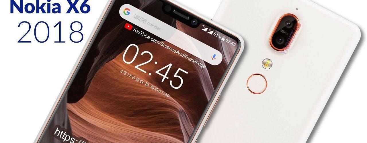nokia x6 2018 official first look review price release date rh targetyoutube com Review Nokia X6 00 App Nokia X6