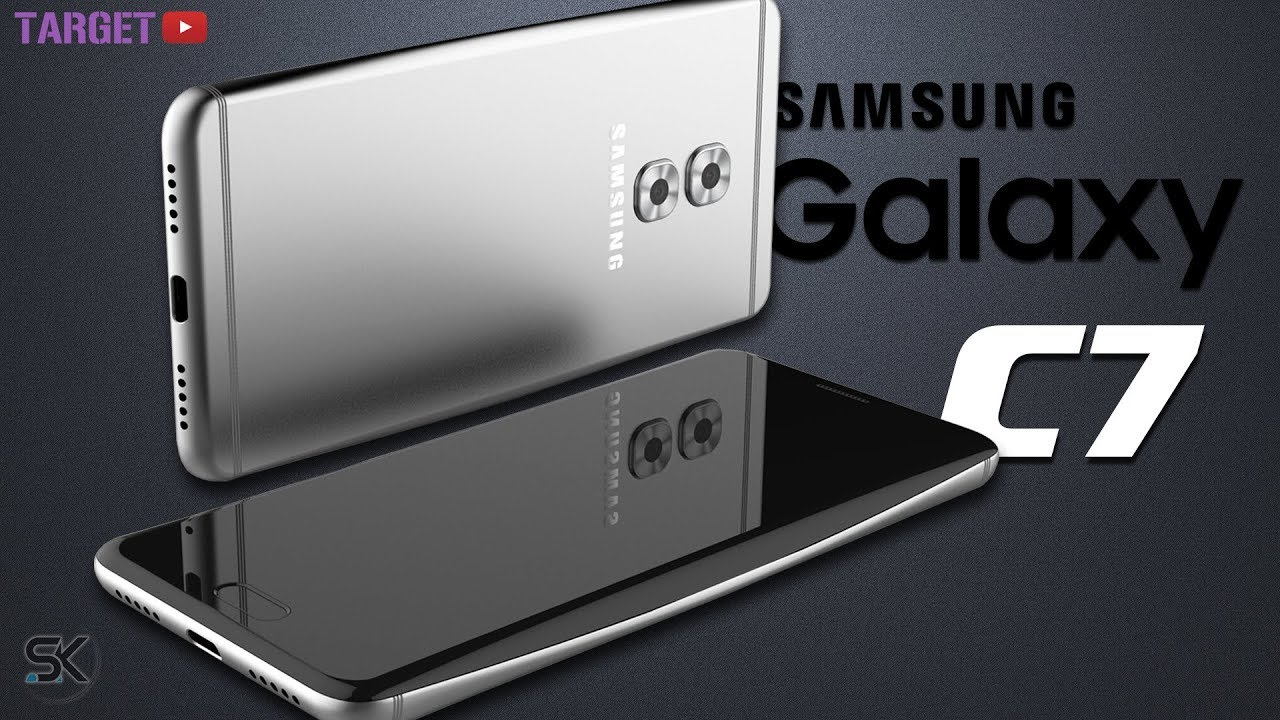 Samsung Galaxy C7 (2018) Concept Trailer, Specifications