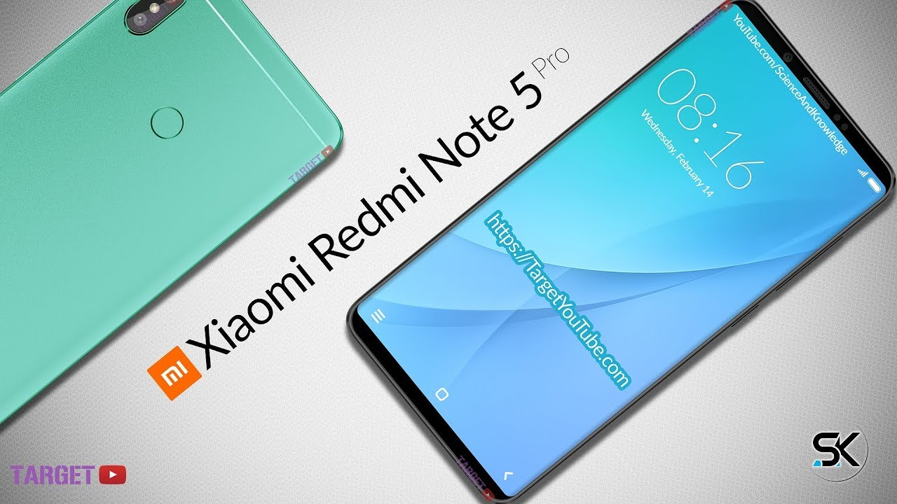 Xiaomi Redmi Note 5 Pro 2018 First Look Specifications And Price Ram 4 Gb Internal 64 Rose Gold