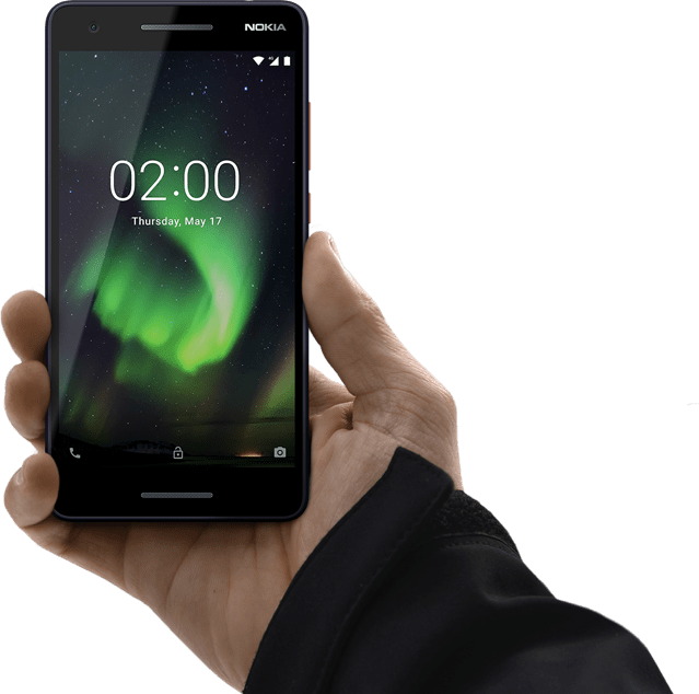 Introducing 2018 Nokia 2.1 - Connecting People - Target YouTube