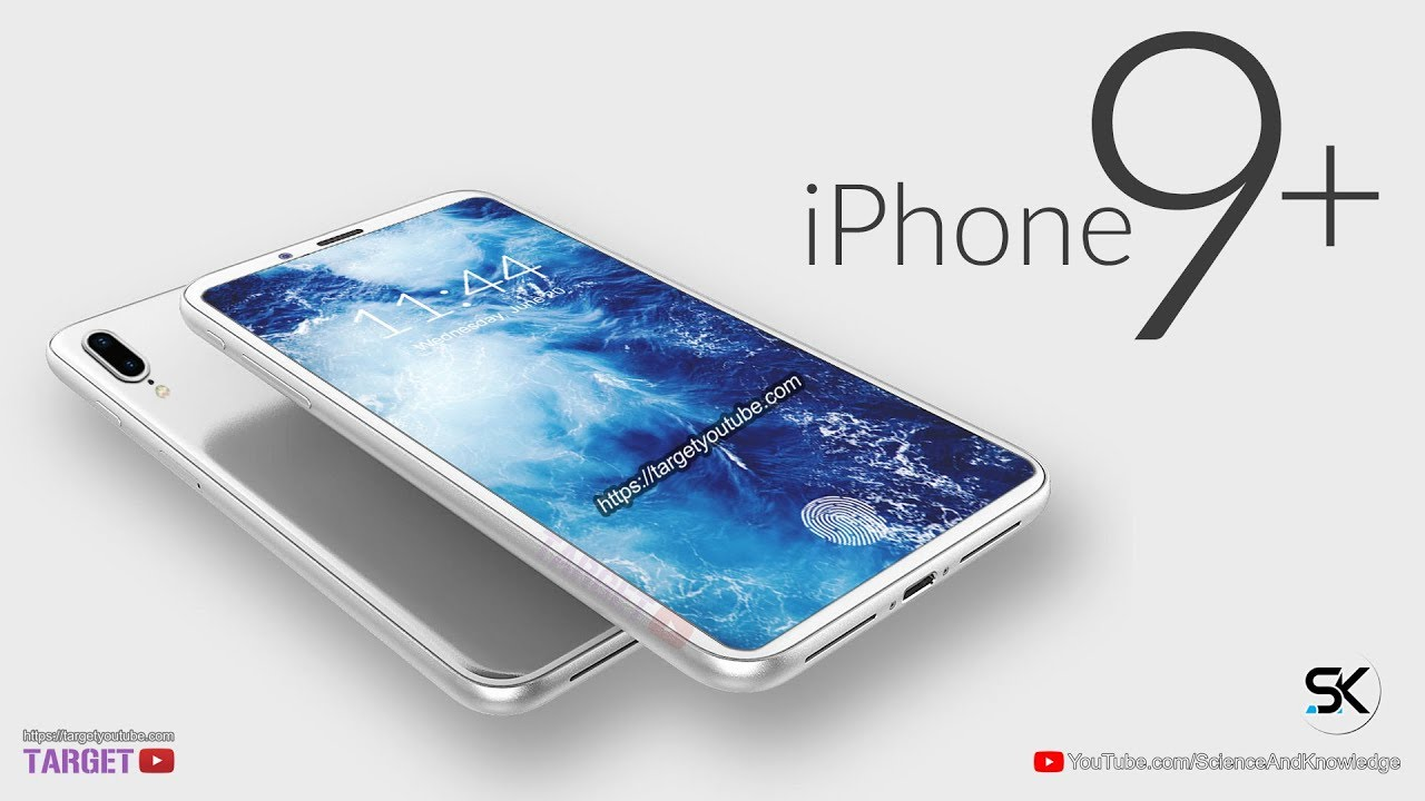Apple iPhone 9, First Look, Concept, Trailer, Photos ...