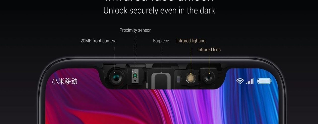 The Smartphone Xiaomi Mi 8 Officially Announced With 3D Face Unlock!!!