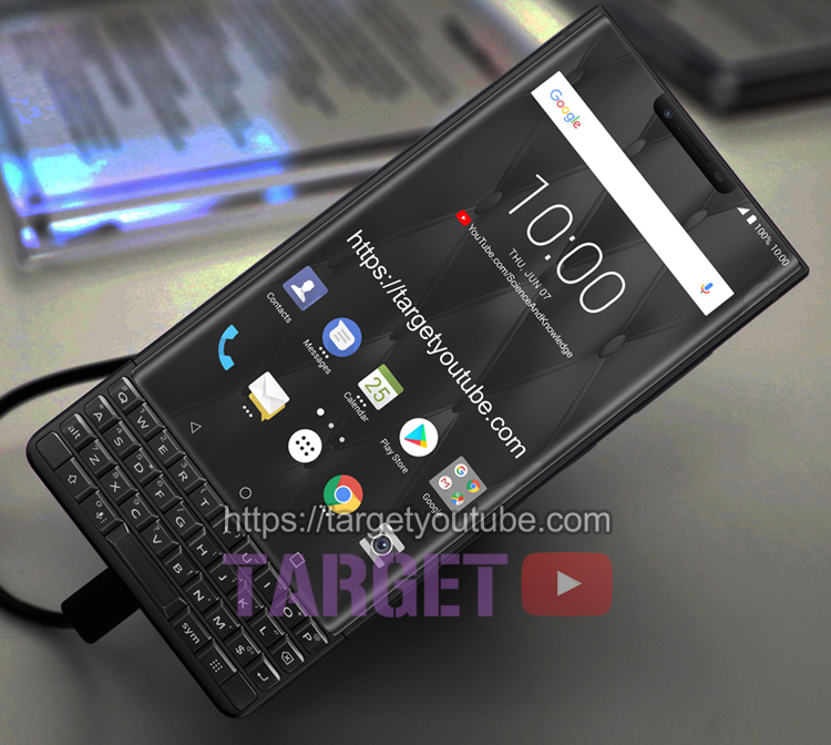 BlackBerry KEY3, First Look, Price, Release Date, Photos, Video