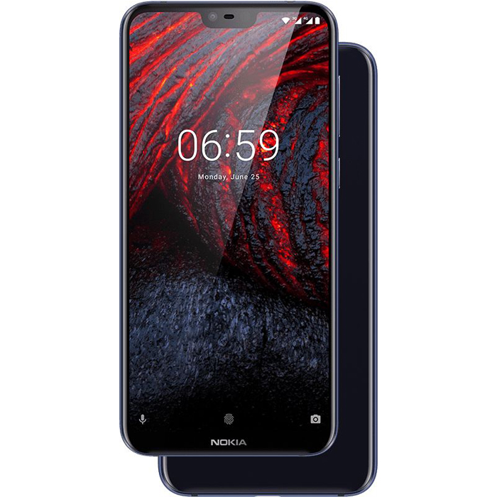 Nokia 6.1 Plus (Nokia X6) Officially Introduced with Android One and SD636