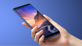 Smartphone Xiaomi Mi Max 3 Officially Announced with 6.9 and 5500 mAh 2018