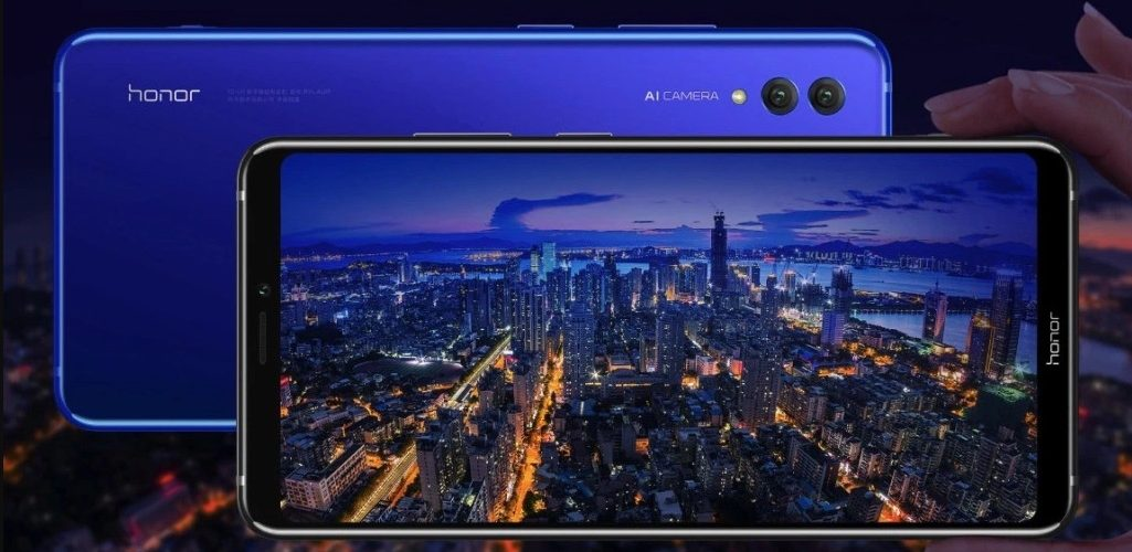 Huawei made the phone larger than the iPhone X Plus and Galaxy Note 9