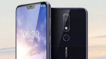 Smartphone Nokia 6.1 Plus loses notch toggle because of Google