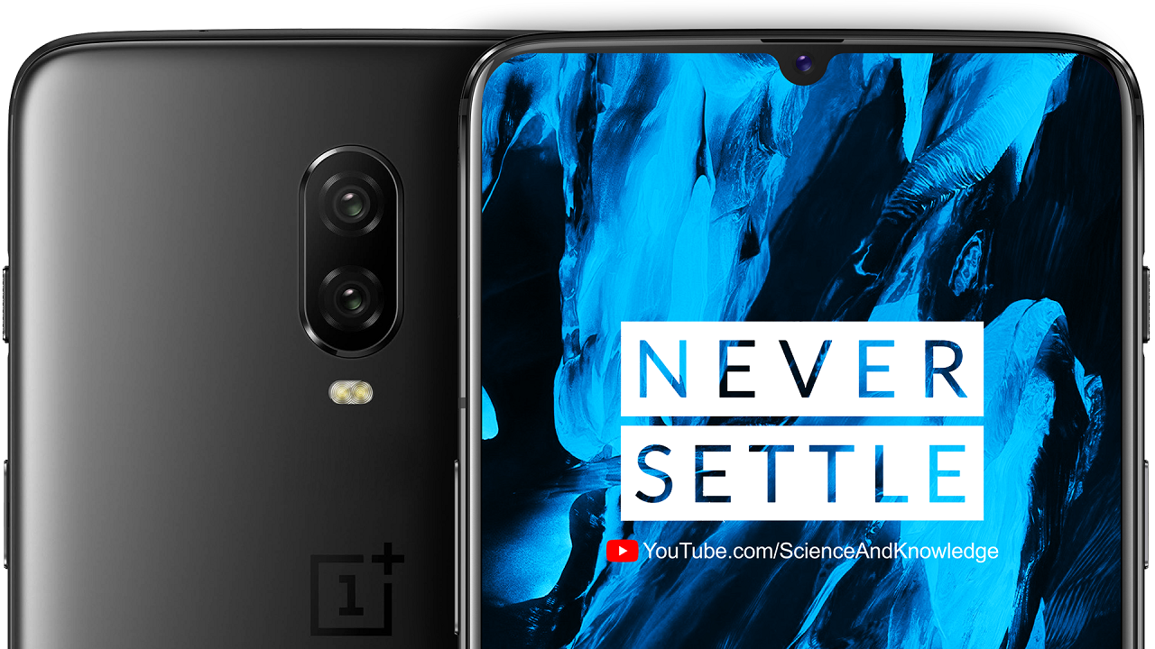 a09f4d4f22c Smartphone OnePlus 6T - 'Top 5 Features' To Look Forward 🔥🔥🔥