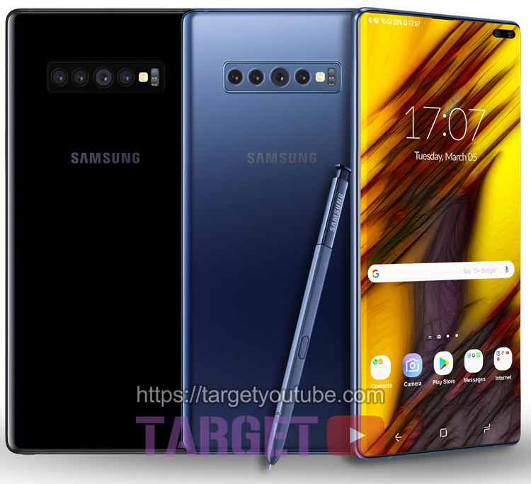 Samsung Galaxy Note 10 - Another BIG Change !!!