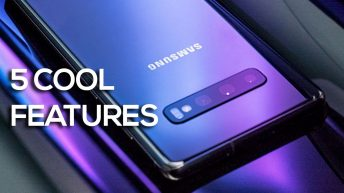 5 COOL Features of Samsung Galaxy S10 + Ceramic