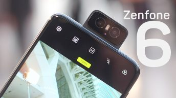 ASUS ZenFone 6: First Look Hands-On Review!!!