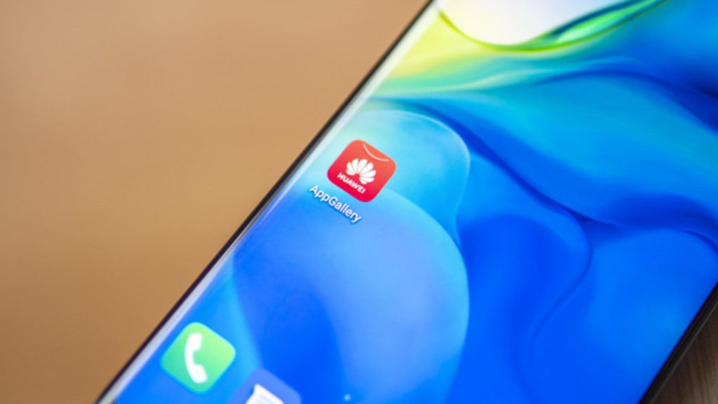 Huawei AppGallery - alternative to Google Play