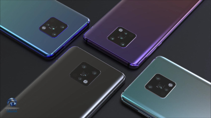 Huawei Mate 30 First Look Video Appears on the Network