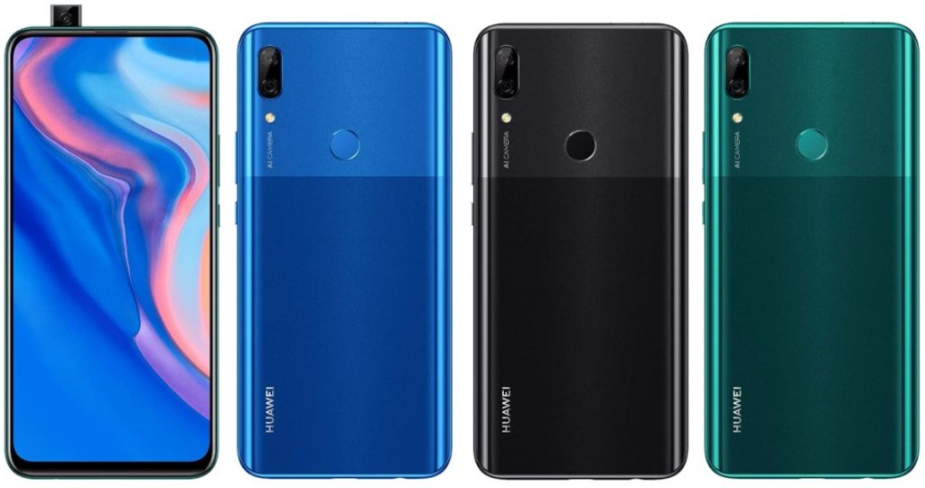 Huawei P Smart Z First Look, Leaks, Features, Price and Review