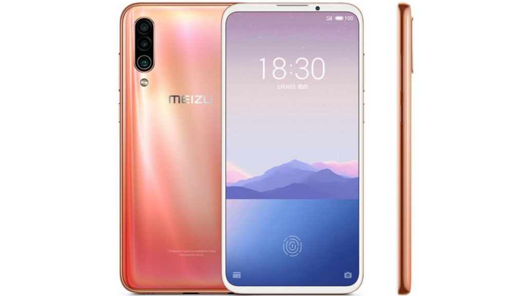 Meizu 16Xs: Snapdragon 675, in-display fingerprint and low price