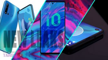 Samsung Galaxy Note10, Huawei nova 5i, Moto One Action and More...