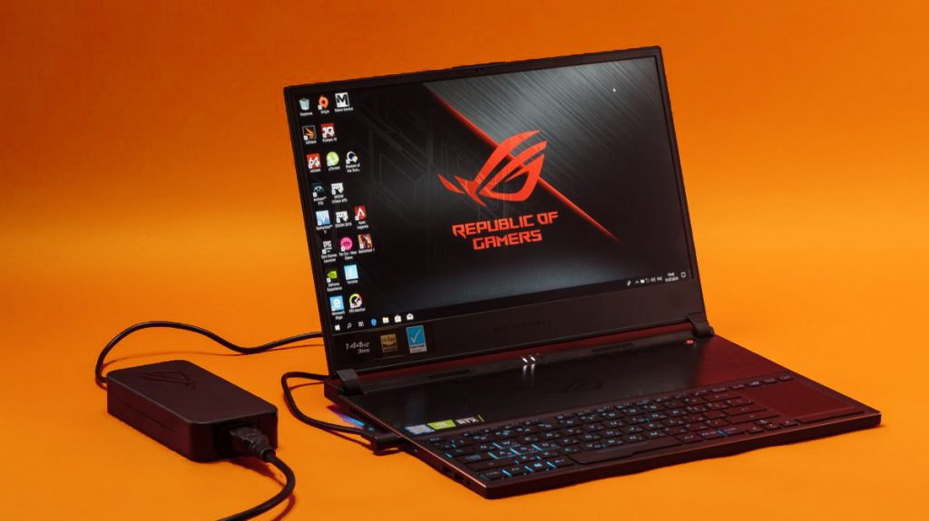 ASUS ROG Zephyrus S GX531 Review: Gaming Power and Thin Profile