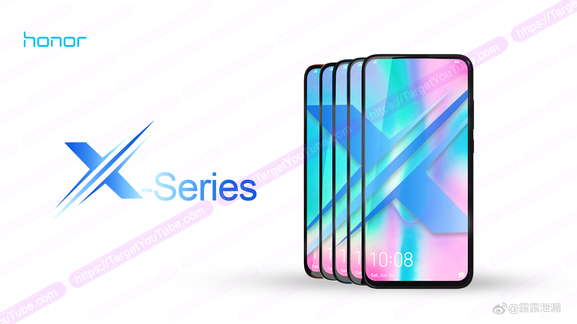 Chinese giant registers new trademarks for Honor X-Series smartphones