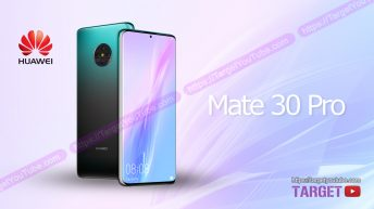 Flagship Huawei Mate 30 Pro will have a huge round camera module