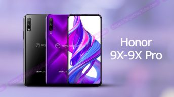 Honor 9X and Honor 9X Pro officially confirmed with notch-less display and lifting chamber