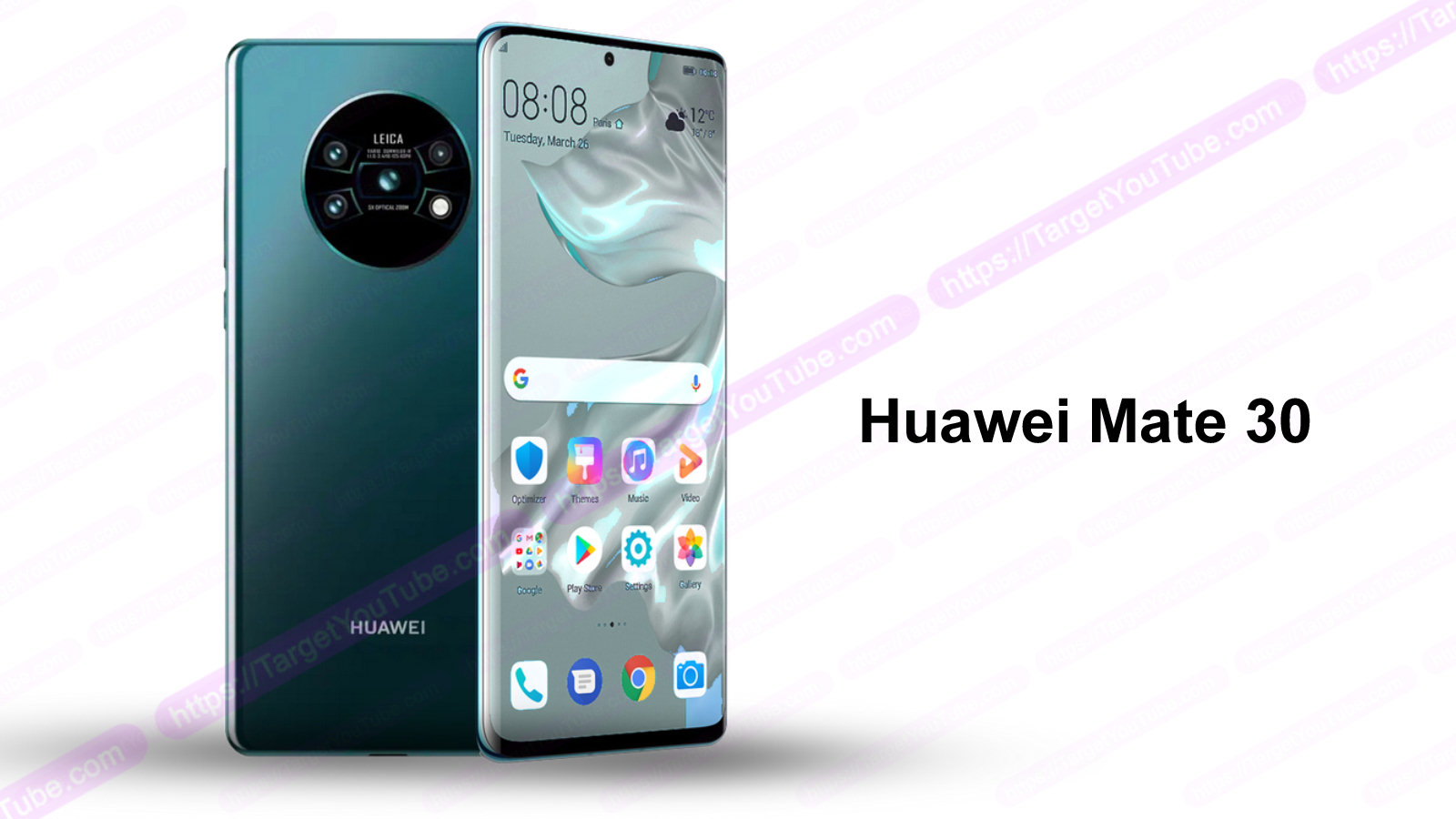 """Huawei has released Android """"killer"""" and the world's new"""