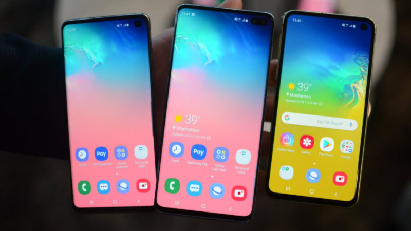 List of Samsung smartphones that will upgrade to One UI 2.0 firmware on OS Android 10 Q