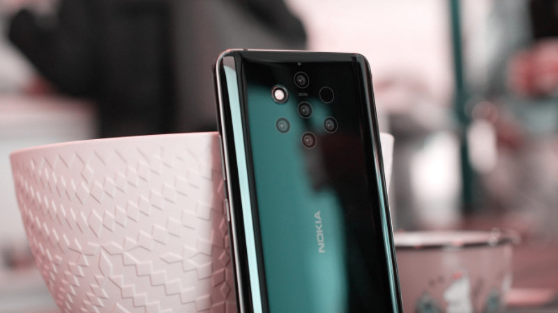 Nokia 9.1 PureView 5G will launch with improved features