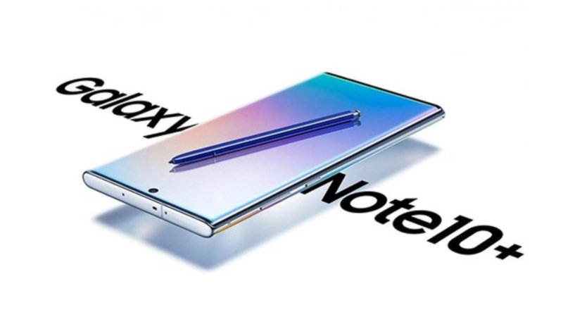 Phablet Samsung Galaxy Note 10+ 5G passed 3C certification
