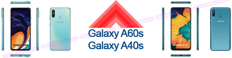 Samsung Galaxy A60s and Galaxy A40s Buy Online