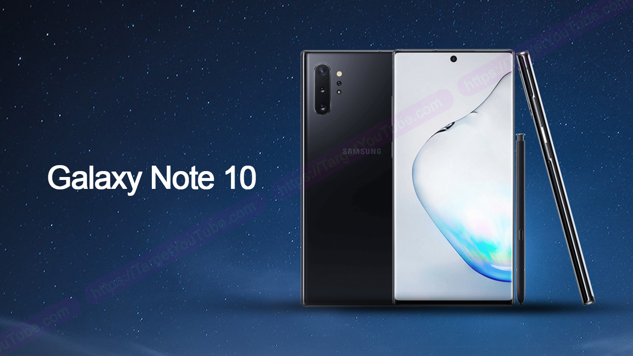 Samsung Galaxy Note 10 Appeared in the Benchmark Geekbench with features