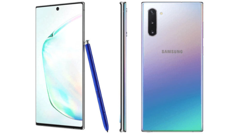 Samsung Galaxy Note 10/10+ full features, new renders, price, and release date revealed