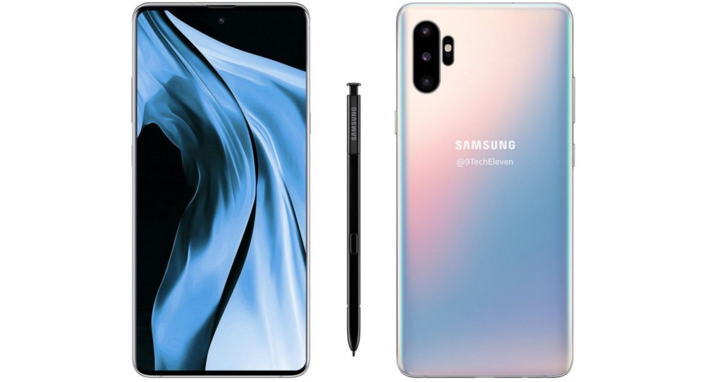 Samsung teaser leaked Galaxy Note 10 features and release date [VIDEO]