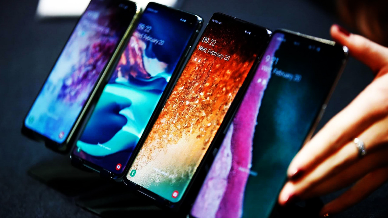 Samsung will upgrade to Android 10.0 Q only a few smartphones