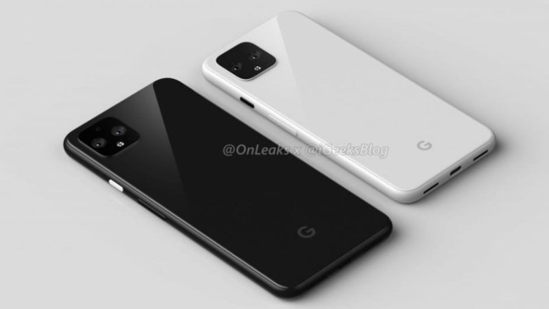 Smartphone Google Pixel 4 Looks Amazing in images and video. Take a Look.