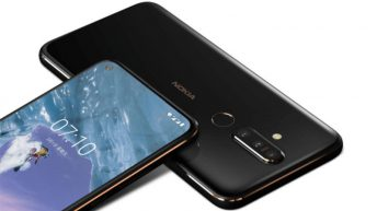 Smartphone Nokia 6.2 phone specifications, price and release date