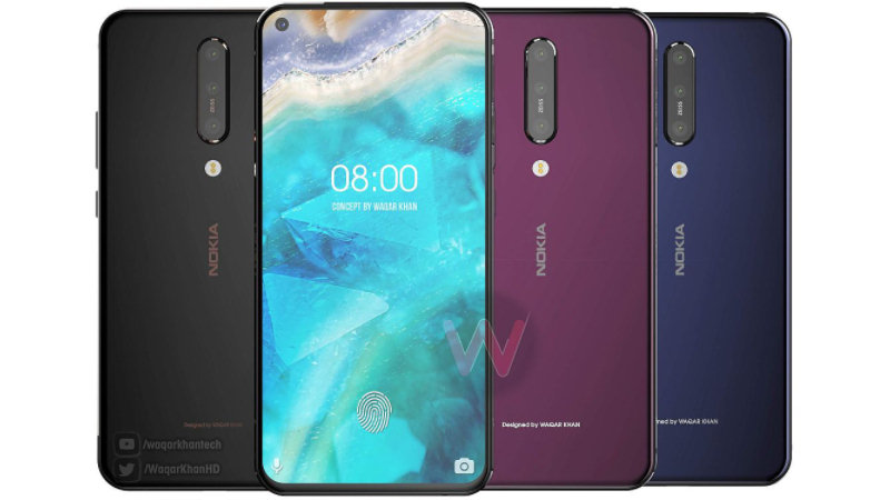 Smartphone Nokia 8.2 Characteristics Became Known!